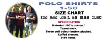 Polo Shirts 1-50